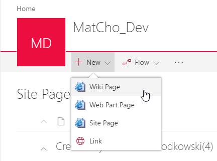 tworzenie strony formularza