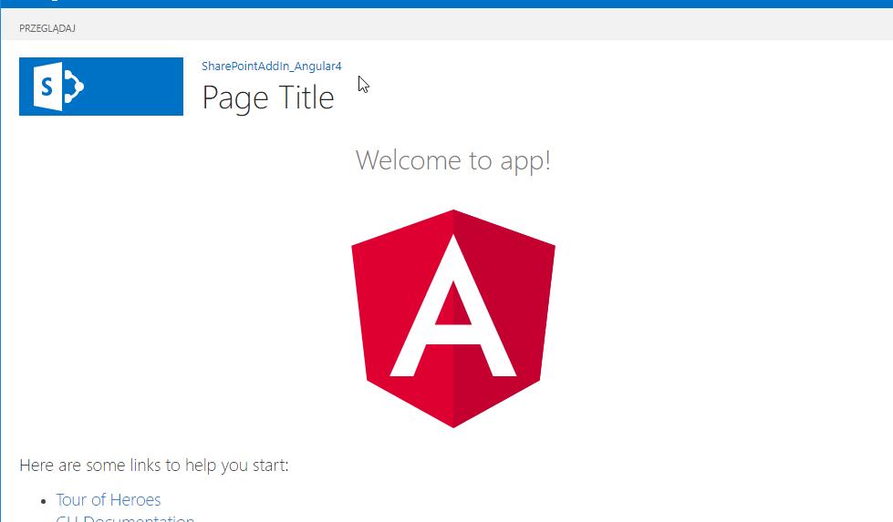 aplikacja angular