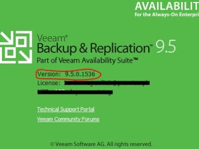 Kompleksowy backup w Veeam