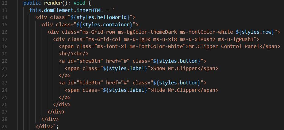 Funkcja render