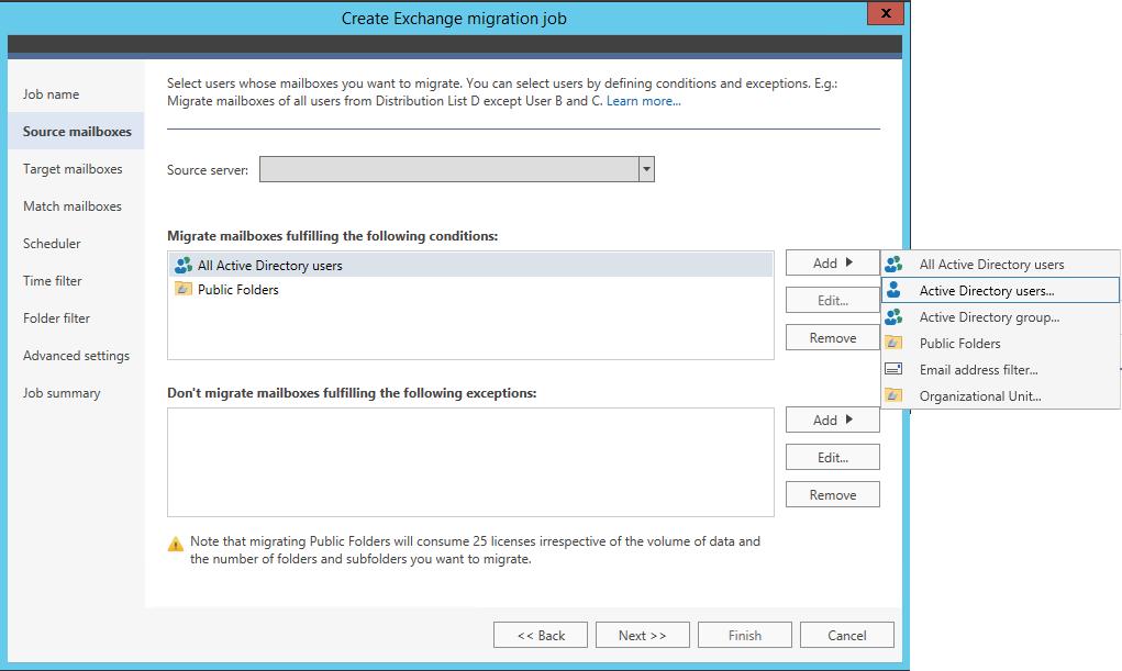 migracja użytkownika w Office 365