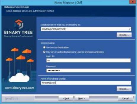Instalacja aplikacji do migracji na maszynie MMC