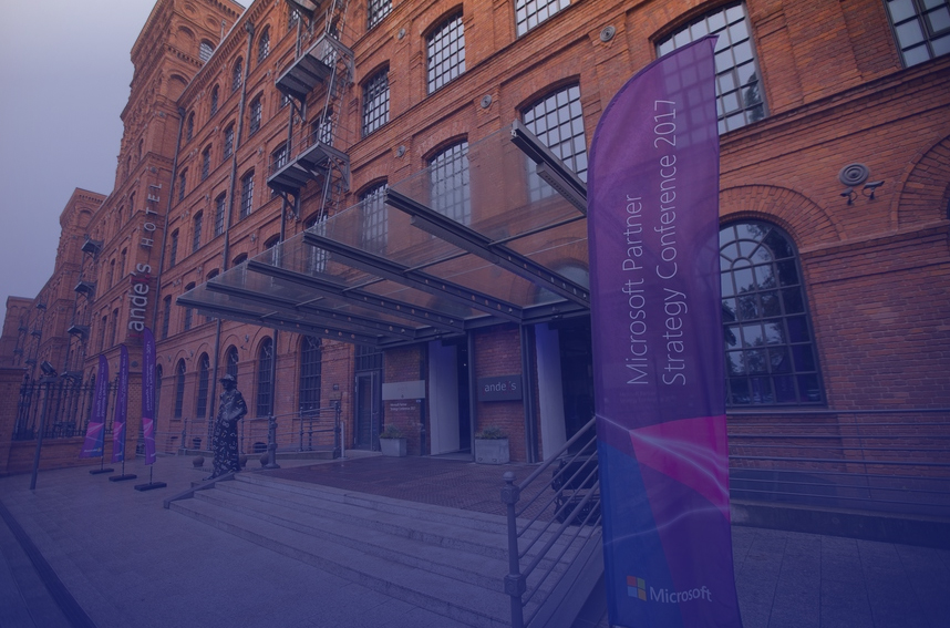 Microsoft Partner Strategy Conference 2018