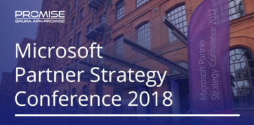 Microsoft Partner Strategy Conference 2018