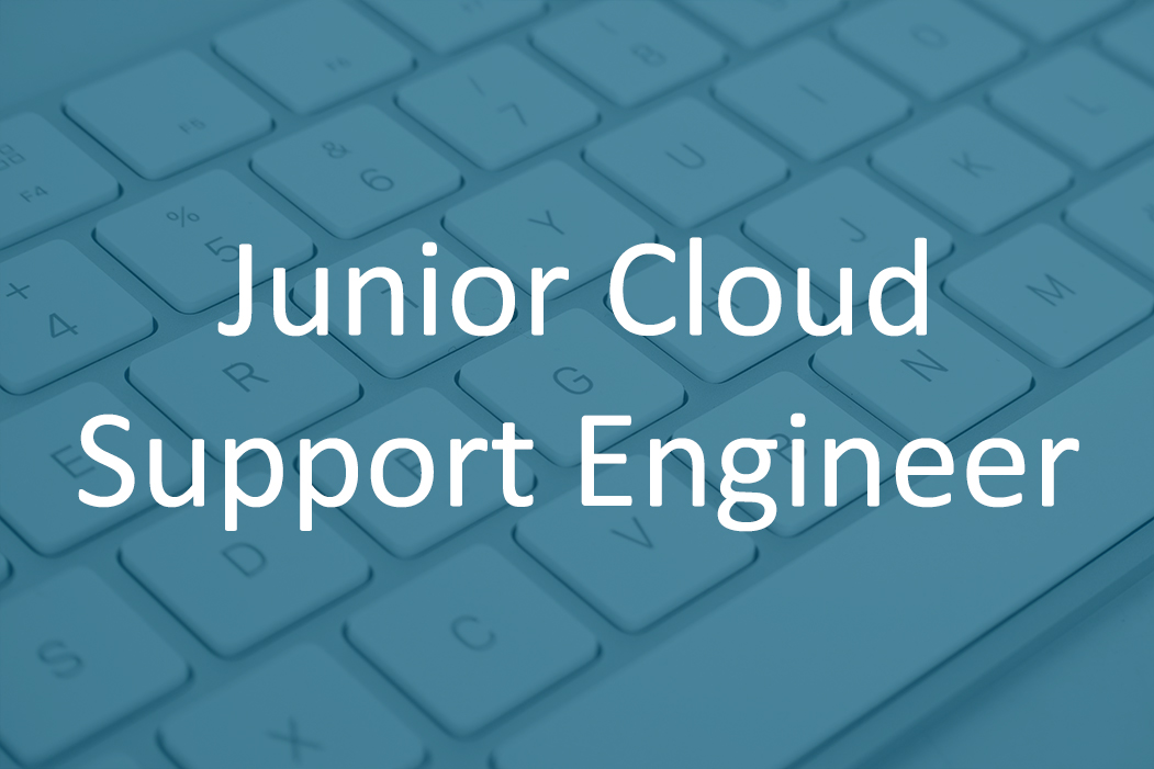 Junior Cloud Support Engineer