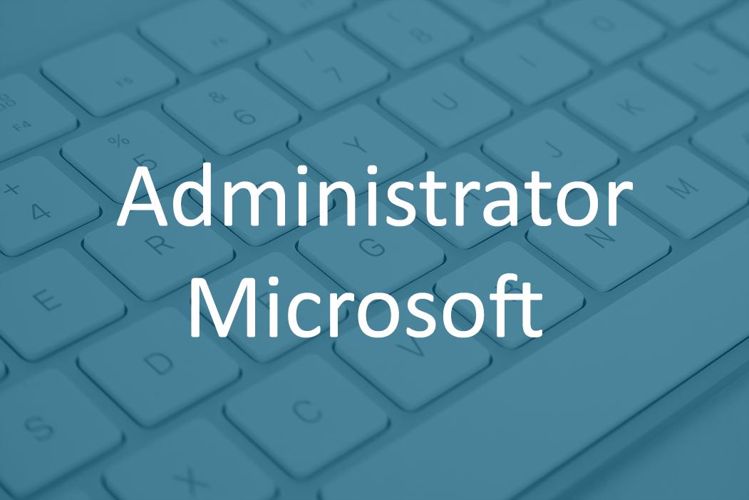 Administrator Microsoft