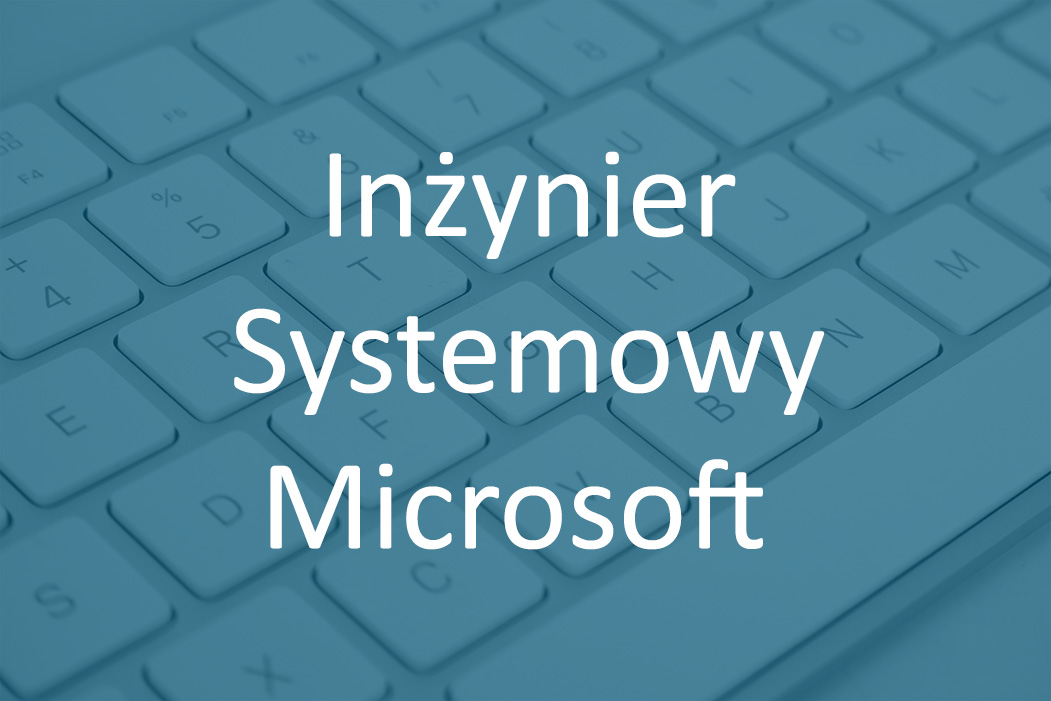 Inżynier Systemowy Microsoft