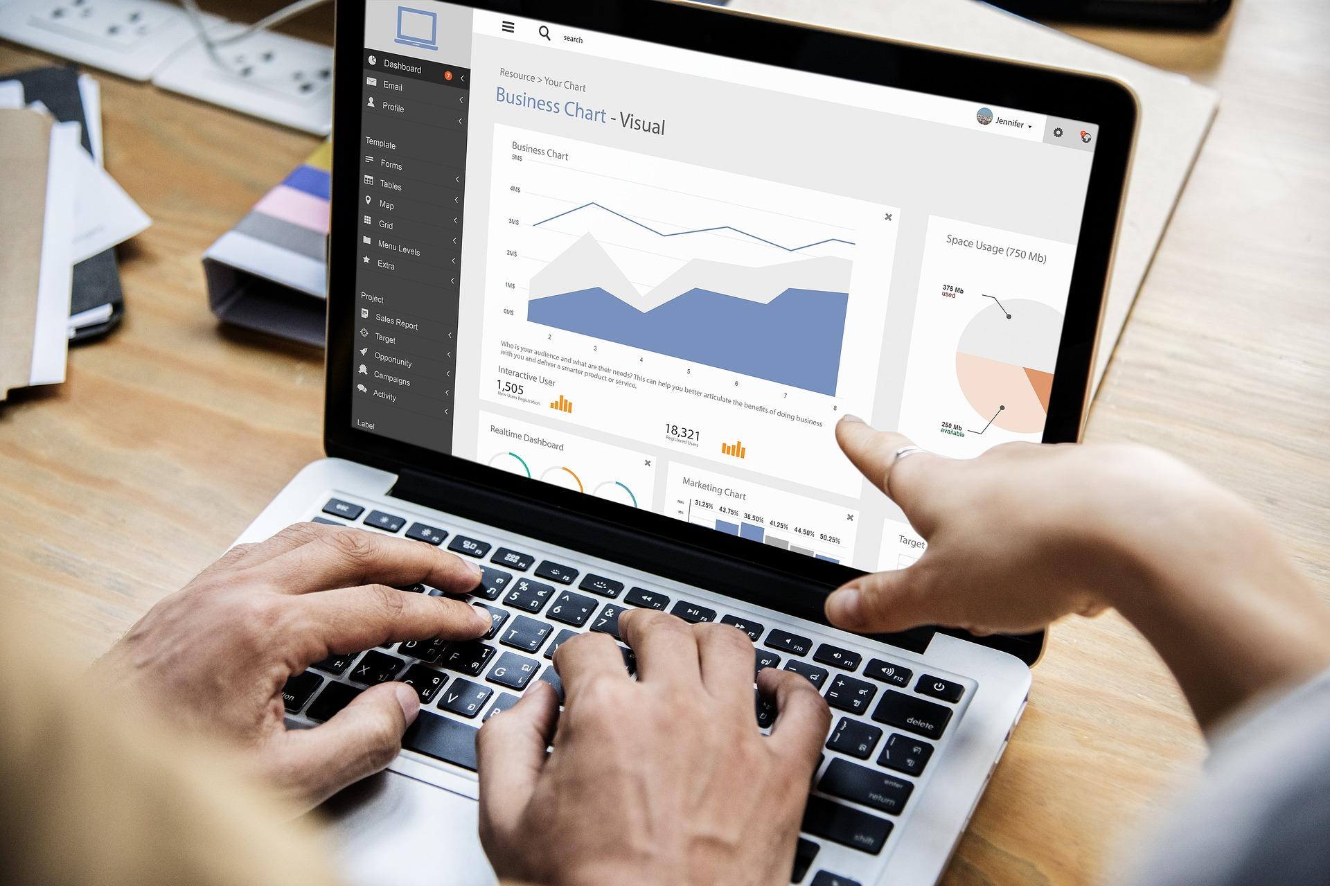 Biznesowa analiza danych