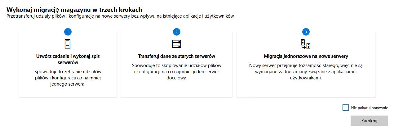 Windows Admin Center migracja w trzech krokach