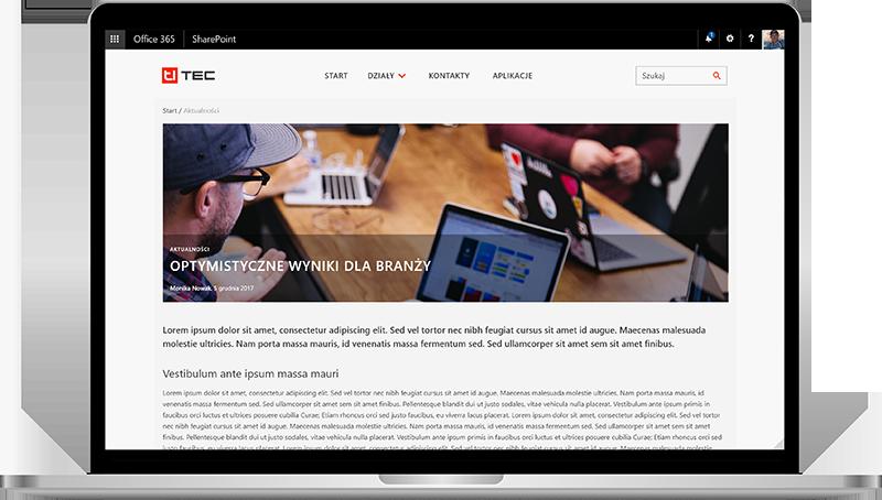 wdrożenia intranetu artykuły i newsy