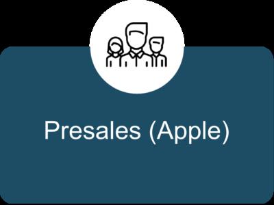 Presales (Apple)