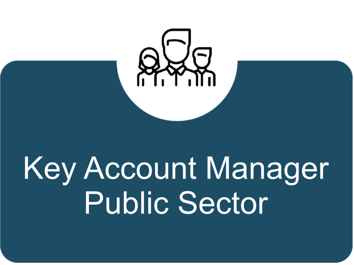 Key Account Manager Public Sector