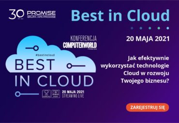 Konferencja Best in Cloud website