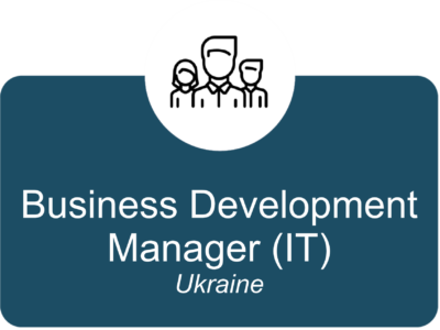 Business Development Manager (IT) UA