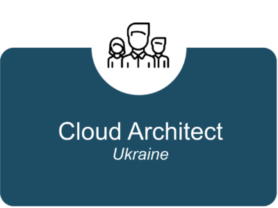 Cloud Architect UA