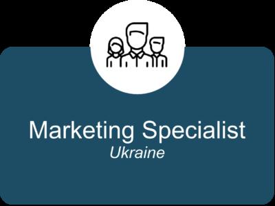 Marketing Specialist UA